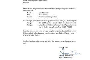 surat permohonan izin
