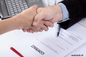 Contoh MOU Kerja Perusahaan dan Sponsorship (Berikut Contoh Surat)