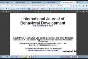 Jurnal Internasional Berkualitas