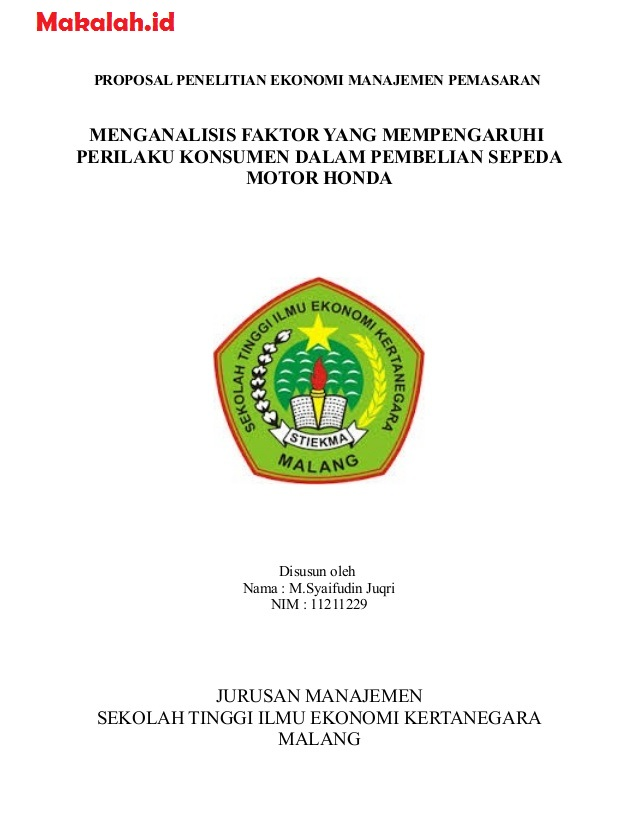 Kumpulan Judul Skripsi Akuntansi Keuangan Terbaru