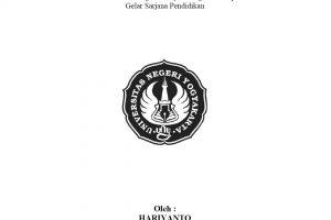 Contoh Proposal Pengajuan Judul Skripsi