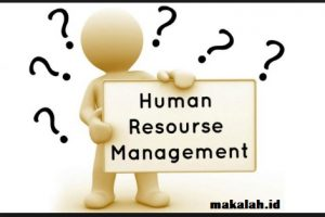 tesis manajemen sumber daya manusia