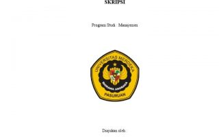 Kumpulan 35 Contoh Judul Skripsi Manajemen Sdm Terbaru