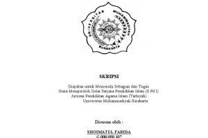 kumpulan judul skripsi manajemen keuangan 3 variabel