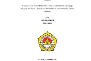 judul skripsi ekonomi syariah tentang umkm